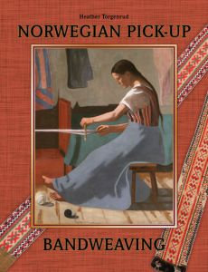 Norwegian Pickup Bandweaving